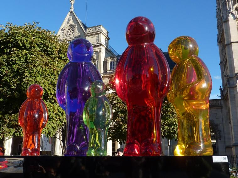 Jelly Baby Family (Paris)
