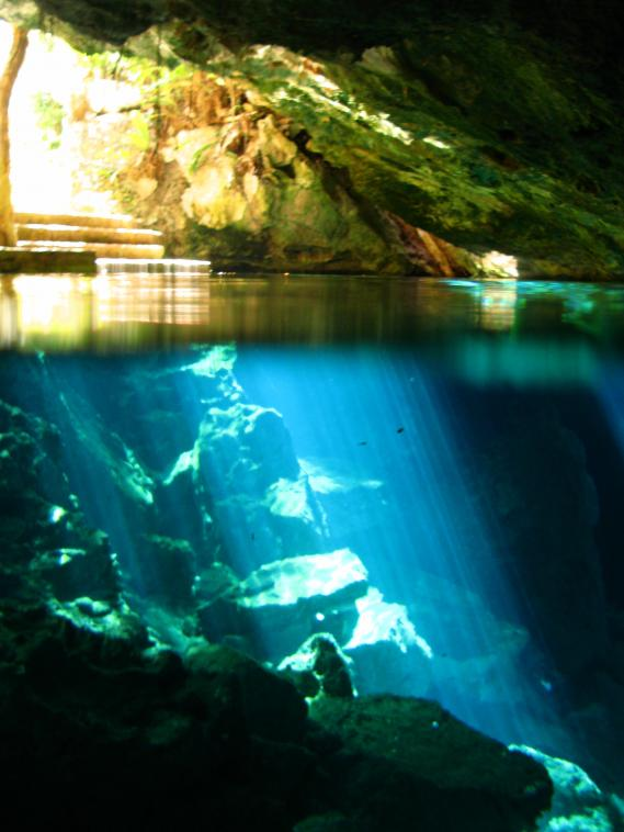 Cenotes ( Mexique)
