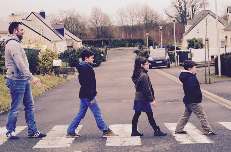 New Abbey Road !