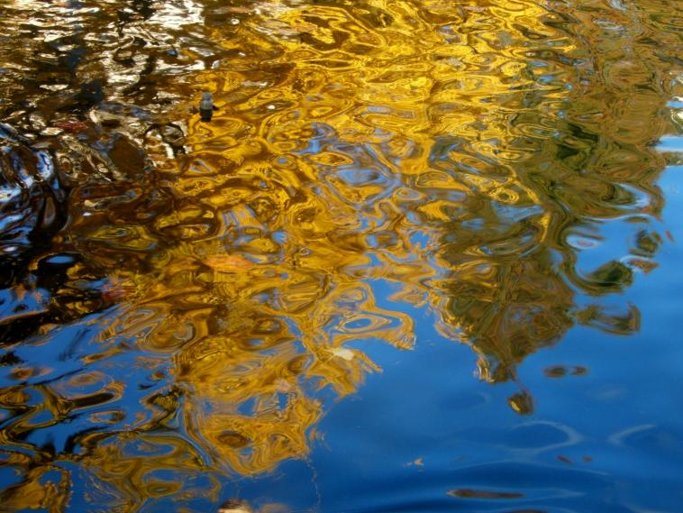 Reflets d'or