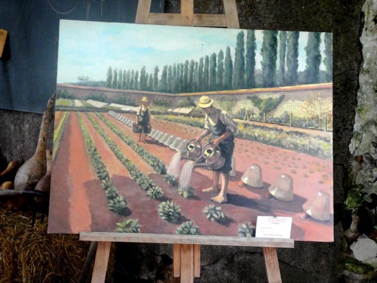 Photo les jardiniers d 39 apr s caillebotte for Entretien jardin yerres