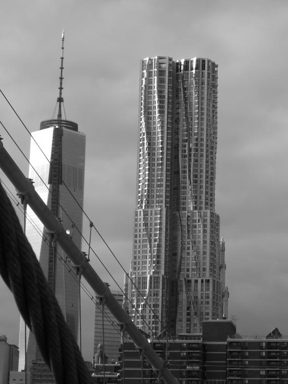 Frank Gehry New York