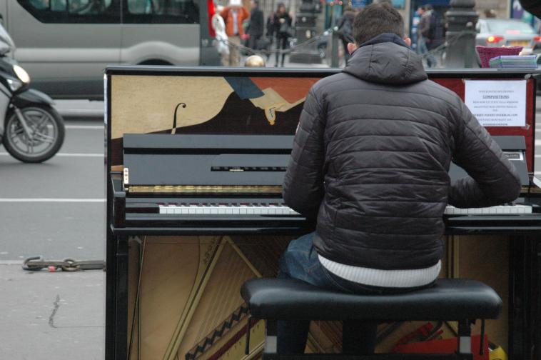 Un Pianiste à Paris